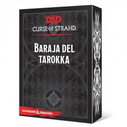 D&D Curse of Strahd -Baraja...
