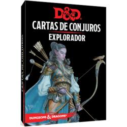 D&D Cartas de Conjuros -...