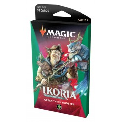 Ikoria Theme Booster - Green