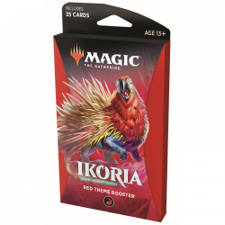Ikoria Theme Booster - Red