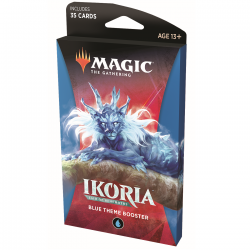 Ikoria Theme Booster - Blue