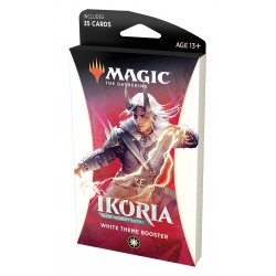 Ikoria Theme Booster - White