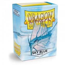 Dragon Shield Sleeves - Sky...