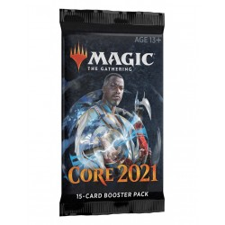 Booster core set 2021 (Ingles)