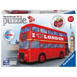 Puzzle 3D London Bus 216...