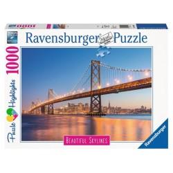 Puzzle San Francisco 1000...