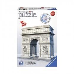 Puzzle 3D Arc de Triomphe...