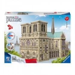 Puzzle 3D Notre Dame 324...