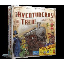 ¡Aventureros al Tren! América