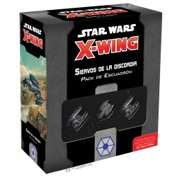 X-Wing 2nd Ed: Siervos De...