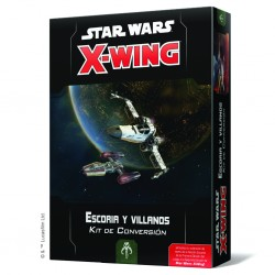 SW X-Wing 2ED Scum and...