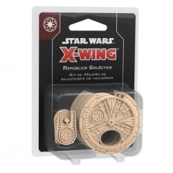 X-Wing 2nd Ed: dial...