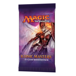 MTG Iconic Master Booster