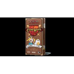 Card Wars - Fiona contra Cake