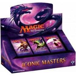 Iconic Master Booster Packs...