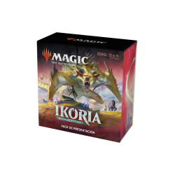 Pack de presentación Ikoria