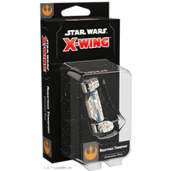 X-Wing 2nd Ed: Resistance...