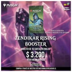 Zendikar Rising Booster