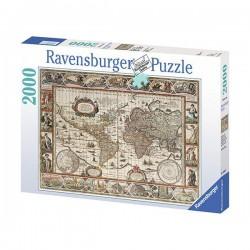 Puzzle Mapa mundi - 2000...