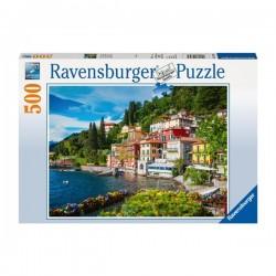 Puzzle Lago Como, Italia -...