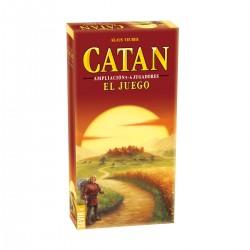 Catan Basico Expansion 5-6...