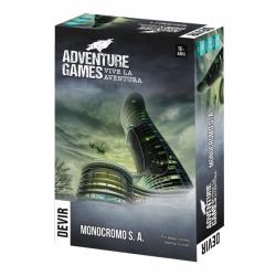 Adventures Games Monocromo S.A