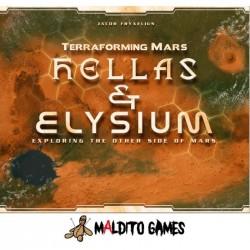 Terraforming Mars: hellas y...