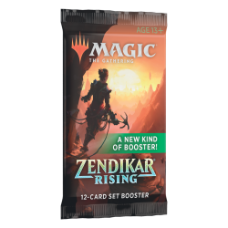 Zendikar Rising Set Booster