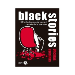 Black Stories: Oficinas...