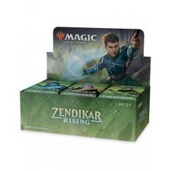 Booster Packs Zendikar Rising