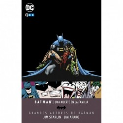 Grandes autores de Batman: Jim Starlin y Jim Aparo - Una muerte en la familia (Segunda edición)