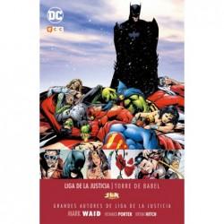 Grandes autores de la Liga de la Justicia: Mark Waid - Torre de Babel