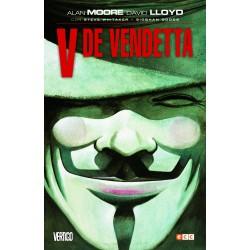 V de Vendetta (Edición...