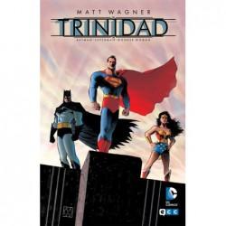 Batman / Superman / Wonder Woman: Trinidad