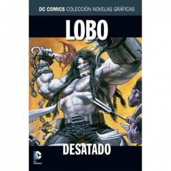 Colección Novelas Gráficas núm. 29: Lobo: Desatado