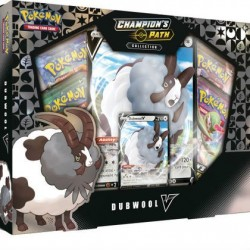 Pokemon Champion's Path Collection- Dubwool V