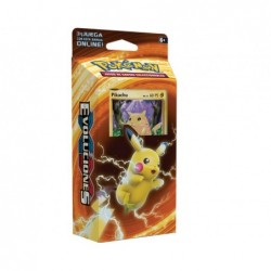 Pokemon Mazo Evoluciones Potencia Pikachu