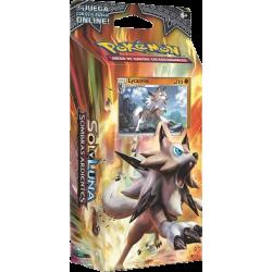 Pokemon Mazo Sol y Luna Sombras Ardientes Rocas Afiladas