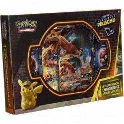 Pokemon Detective Pikachu Charizard-GX Special Case File
