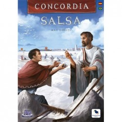 Concordia Expansion Salsa Segunda Edición