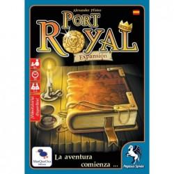 Port Royal Expansion Comienza la Aventura