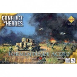 Confilct of Heroes: Tormentas de Acero Kursk 1943