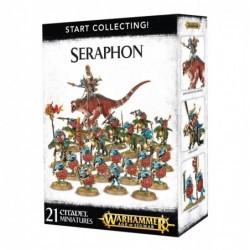 WHC START COLLECTING! SERAPHON