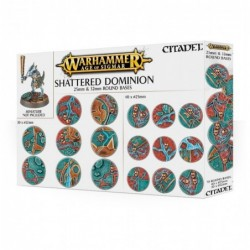 WHC SHATTERED DOMINION: 25...