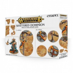 AOS: SHATTERED DOMINION: 65...