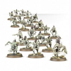 FLESH-EATER COURTS CRYPT GHOULS