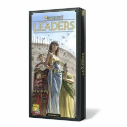 7 Wonders Leaders - 2020