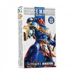 Warhammer Space Marine Heroes Serie 1