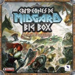 Campeones de Midgard Big Box