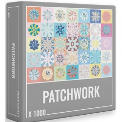 PUZZLE PATCHWORK JIGSAW 1000